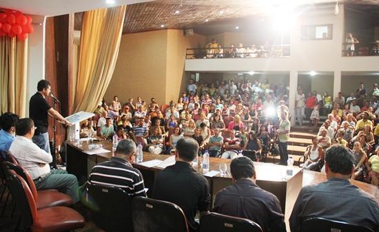 conferencia das cidades coité - Alex Lopes - foto- Raimundo Mascarenhas