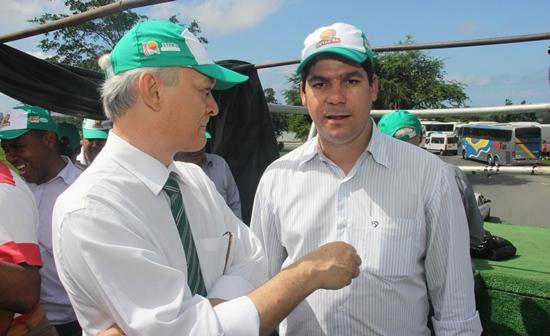 Nilton Vasconcelos e Cláudio Bastos