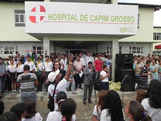 hospital capim grosso