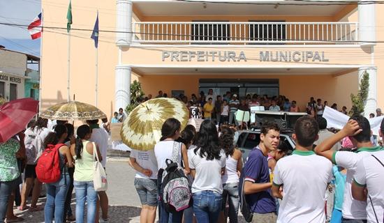manifestação em prol do açude de são domingos - 5- foto- raimundo mascarenhas
