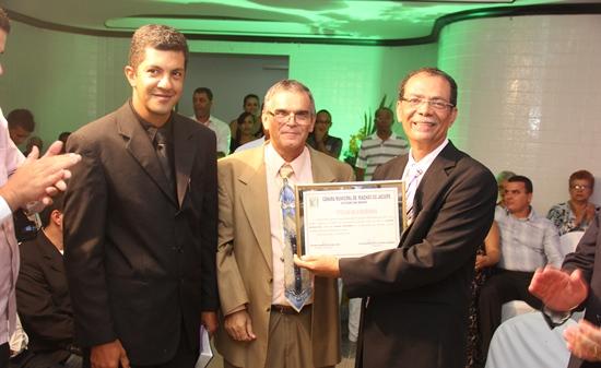 titulos de cidadão jacuipense 2013 -Catarino -1 - foto- Raimundo Mascarenhas
