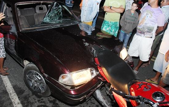 acidente na estrada de salgadália - 1