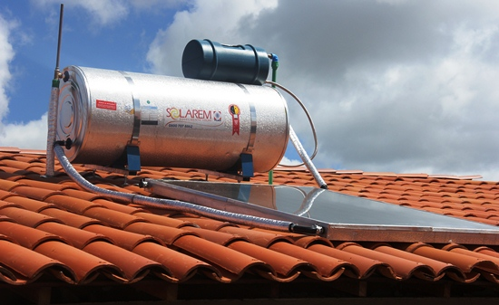 energia solar em residencias - casas populares - foto- raimundo mascarenhas
