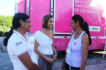 programa de mapeamento do cancer de mama