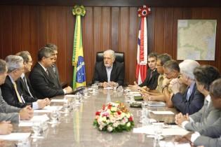 reunião do governador com representantes da febrabran
