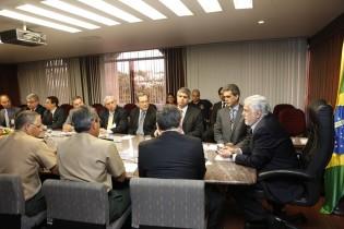 reunião do governador com representantes da febrabran.2