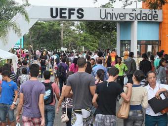 A instituição inscreveu mais de 9 mil candidatos