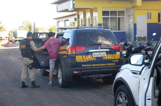 Empresário foi preso em flagrante na BR-242