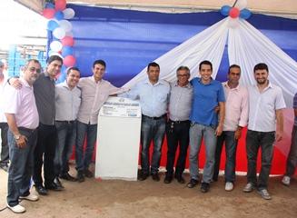 inauguração do centro de comercialização de animais de São de São Domingos8