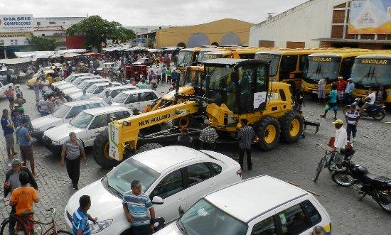 prefeitura de coité - novos veículos