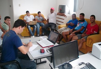 reunião da lcf