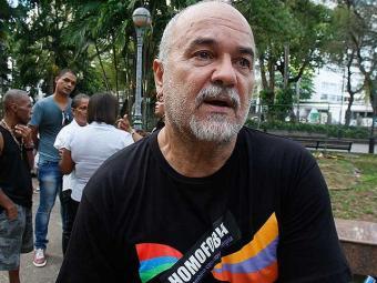 "Luiz Mott: ""que a Igreja Católica no Brasil deixe de ser nossa inimiga!"