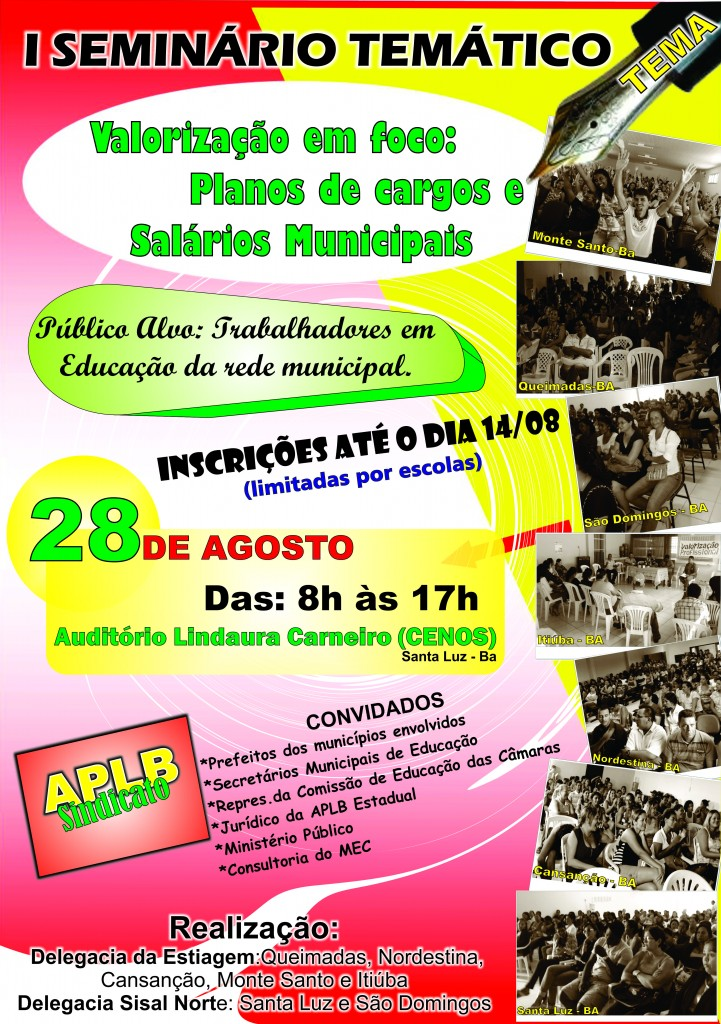 CARTAZ - SEMINÁRIO APLB (1)