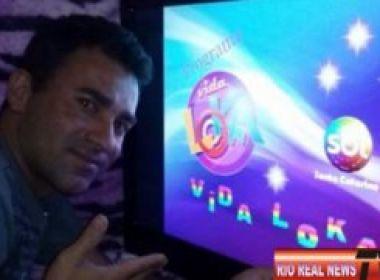Jeferson pedia dinheiro a comerciantes | Reprodução / Rio Real News TV