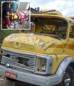 Acidente deixou duas crianças mortas e duas feridas (Foto: Tiago Botino/ItapetingaAgora.com)