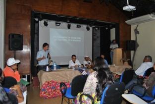 conferencia municipal de cultura - canudos