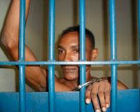 Ednaldo foi preso na manhã desta segunda (19) Foto: Aldo Matos/Arquivo Acorda Cidade