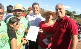 legalização da fazenda cajuba - 1 - foto- raimundo mascarenhas - calilanoticias