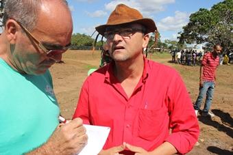 legalização da fazenda cajuba - 12 - foto- raimundo mascarenhas - calilanoticias