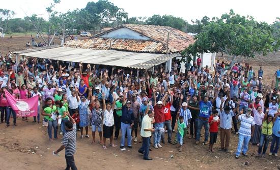 legalização da fazenda cajuba - 2 - foto- raimundo mascarenhas - calilanoticias