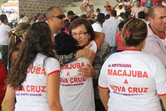 neusa inauguração em macajuba-1