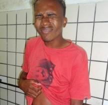Homem atira no próprio pênis