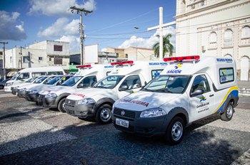 ambulâncias de coité