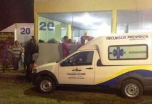 ambulancia de coité