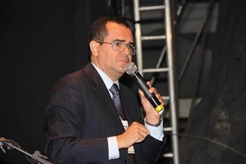 Advogado Cléber Couto disse que tem um grande projeto para Conceição do Coité | Foto: Raimundo Mascarenhas