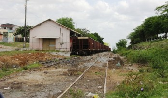 """O distrito de Salgadáilia em Conceição do Coité deixará de ouvir o """"apito do trem"""""""