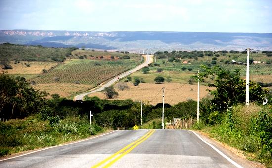 inauguração da estrada de aribicé -3