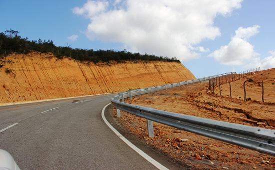 inauguração da estrada de aribicé -7