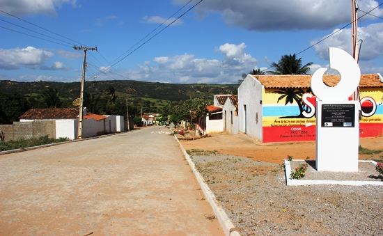inauguração da estrada de aribicé -9