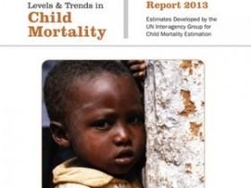 Relatório da ONU divulgado nesta sexta-feira mostra queda de mortalidade infantil no Brasil eno mundo. (Foto: Reprodução/ONU)