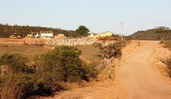 pedra vermelha - monte santo-estrada 4