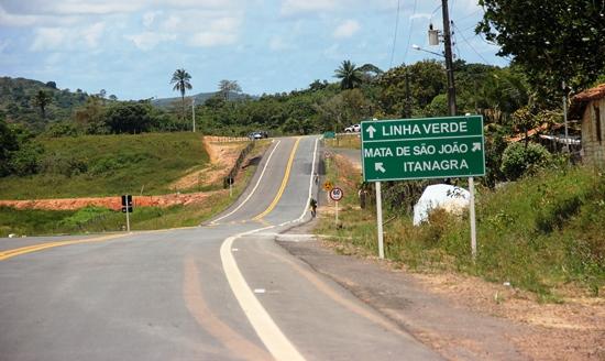rodovia araçás - itanagra-foto-raimundo-mascarenhas-calila-noticias-11