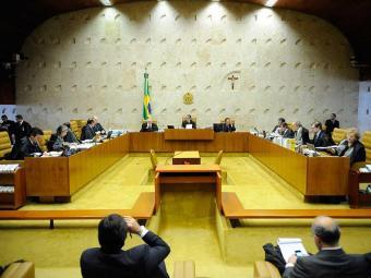 Aprovados vão trabalhar no STF, em Brasília