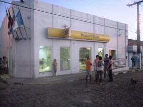 Banco do Brasil de Candeal foi o primeiro e um dos que mais sofreu ataque na região do sisal.