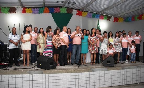 comissão organizadora amigos de santaluz