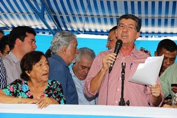 inauguração da estrada de Andorinha - 2