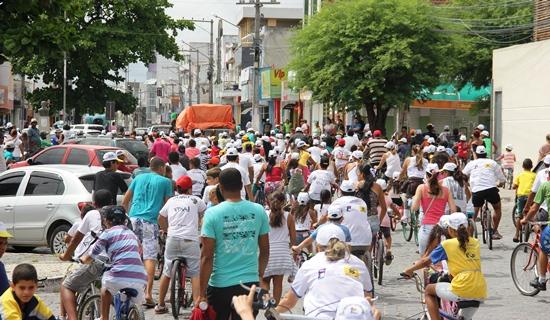 passeio ciclistico  dia das crinaças coité - foto - raimundo mascarenhas - 2