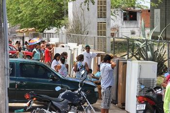 troca de geladeira - 3- foto raimundo mascarenhas - calila noticias
