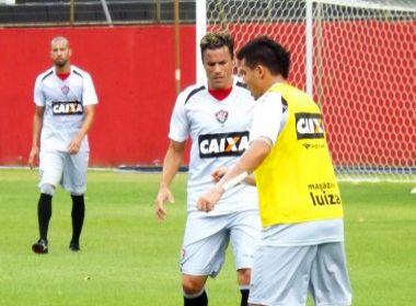 Michel e Kadu retornam ao time  Foto: Divulgação