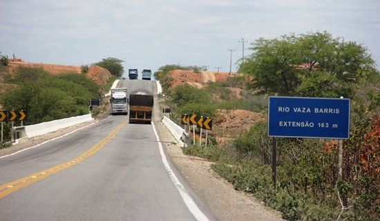 BR 116 - Euclides - Ibó - foto -Raimundo Mascarenhas Calila Noticias -6