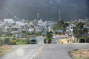 Estrutura montada na Serra da Santa Cruz favorecerá inclusive a zona rural.