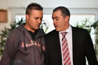 Vagner se apresentou a Polícia com o advogado