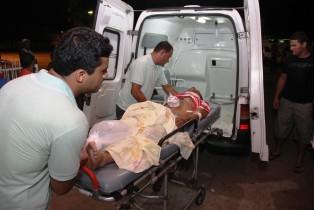 Acidente na BR 324 - Riachão-Nova Fátima - Foto- Raimundo Mascarenhas - Calila Noticias (2)