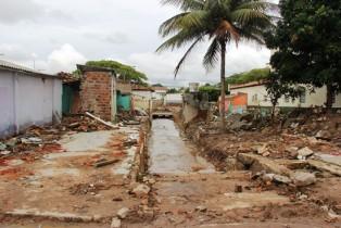 Lajedinho é a pior situação - foto: Raimundo Mascarenhas