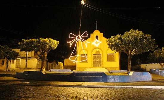 Ornamentação natalina em Queimadas -10- foto- Raimundo Mascarenhas - CN
