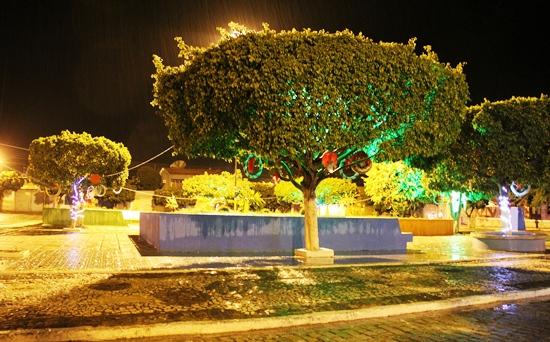 Ornamentação natalina em Queimadas -11- foto- Raimundo Mascarenhas - CN